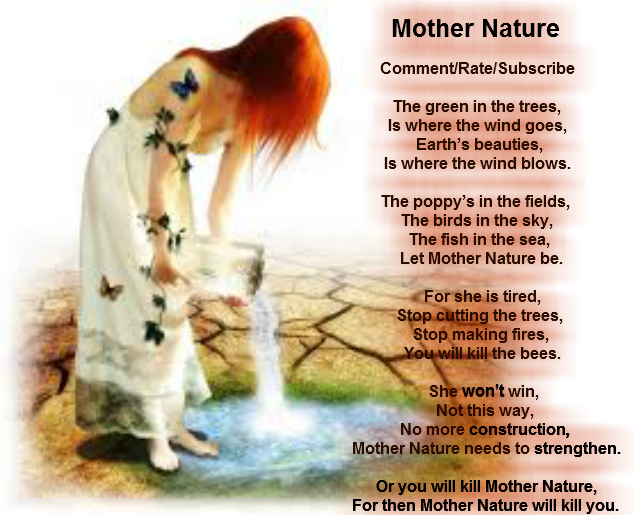 Mother Nature - Nature Poems