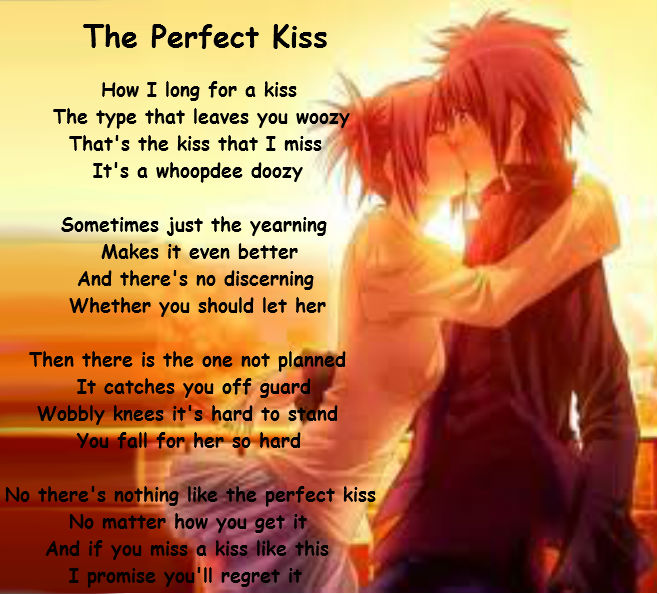 how to make your first kiss perfect