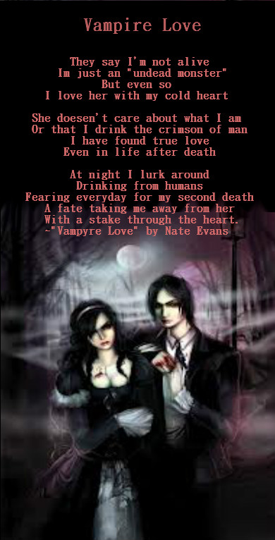 Vampire Love - Poems by Teen Poets