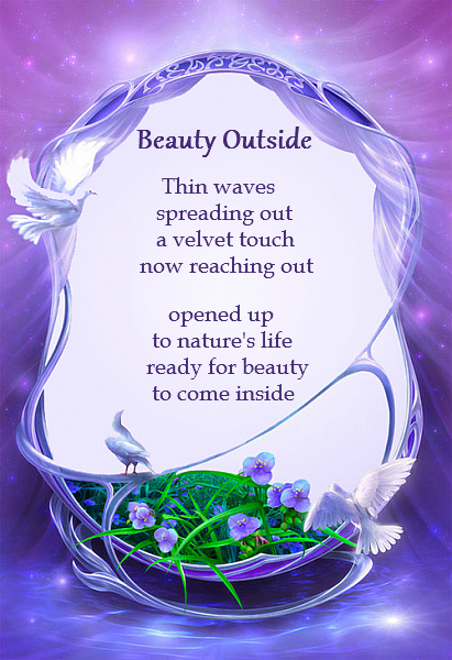 Beauty Outside (1) - Nature Poems