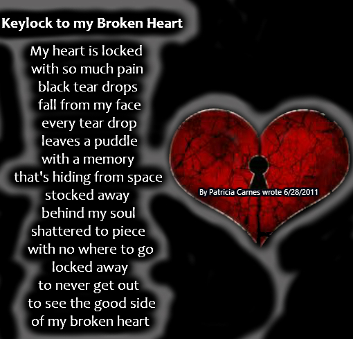 Poems for a broken heart