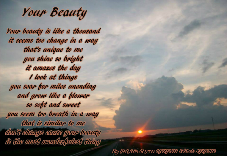 Your Beautiful Poem 54