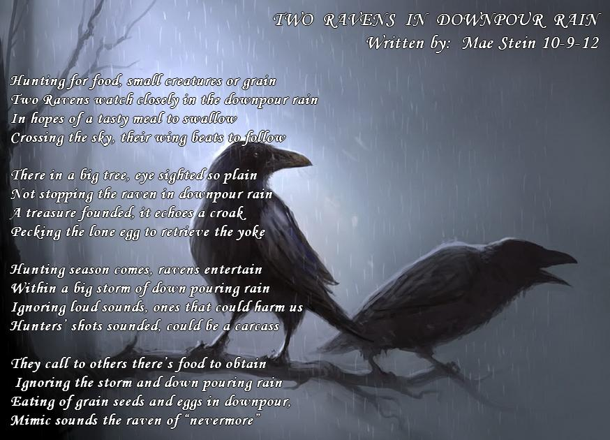 The meal of the Ravens: and other Poems