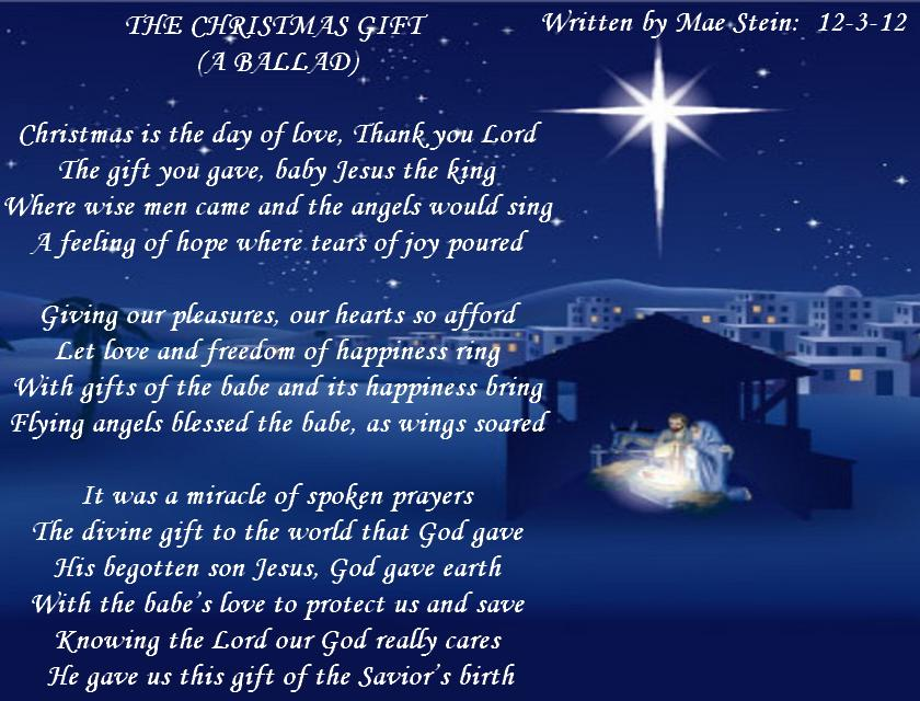 1000+ images about Christmas Poems on Pinterest ...