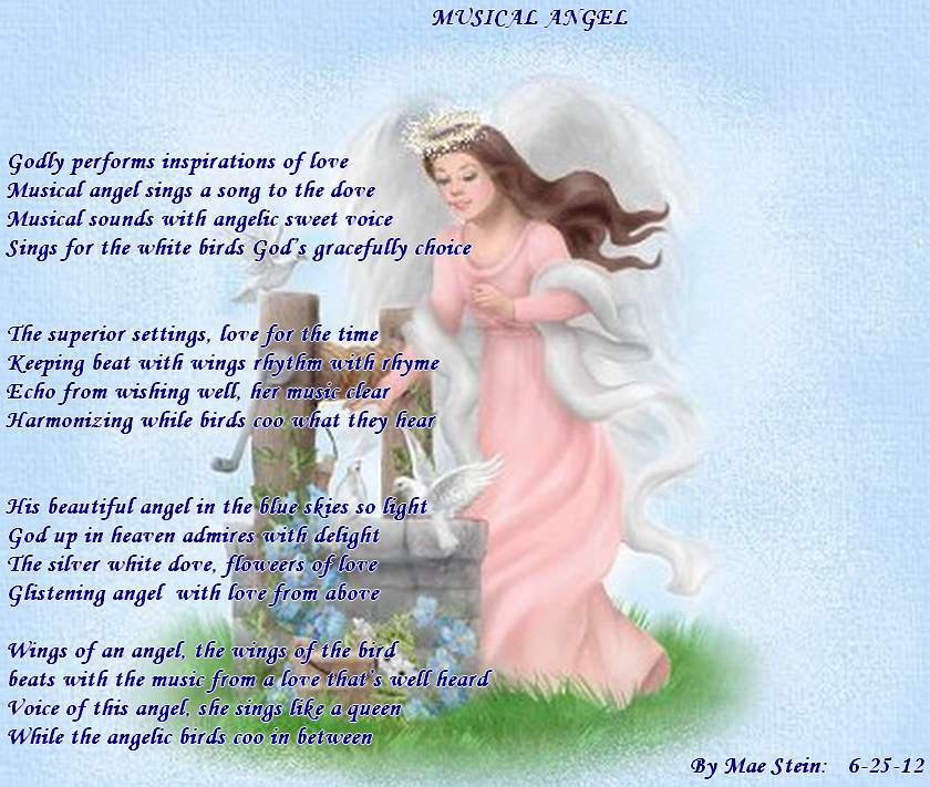 angels images love poem - photo #35