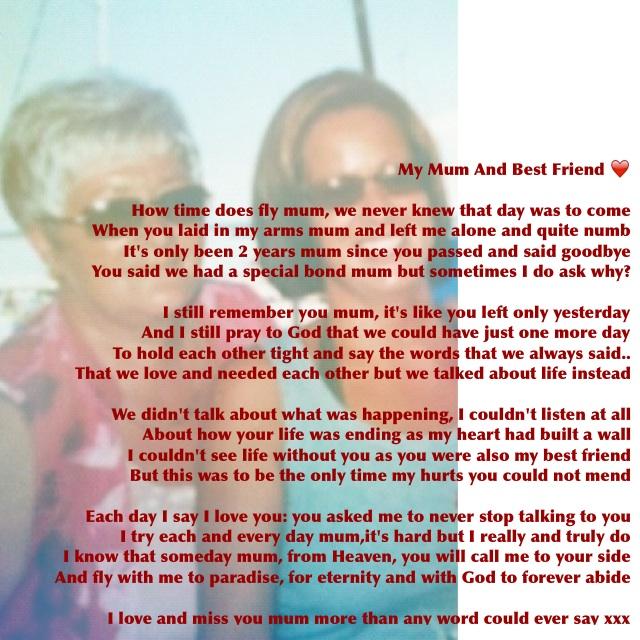 Write a tribute to a friend