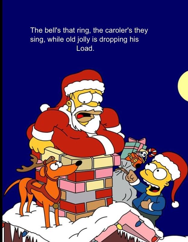 Limerick For Christmas. - Limericks