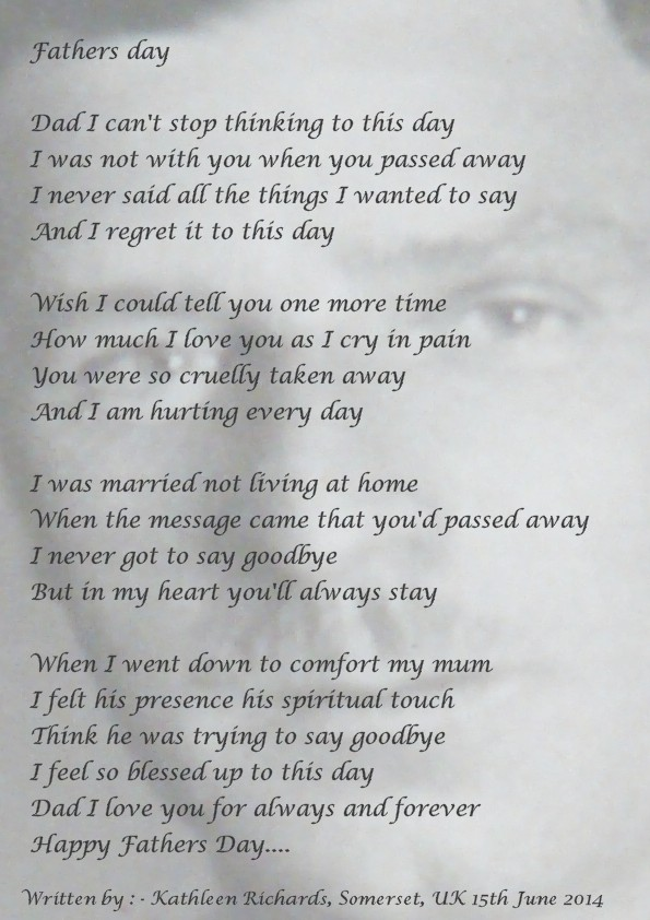 Poem about saying goodbye to the one you love