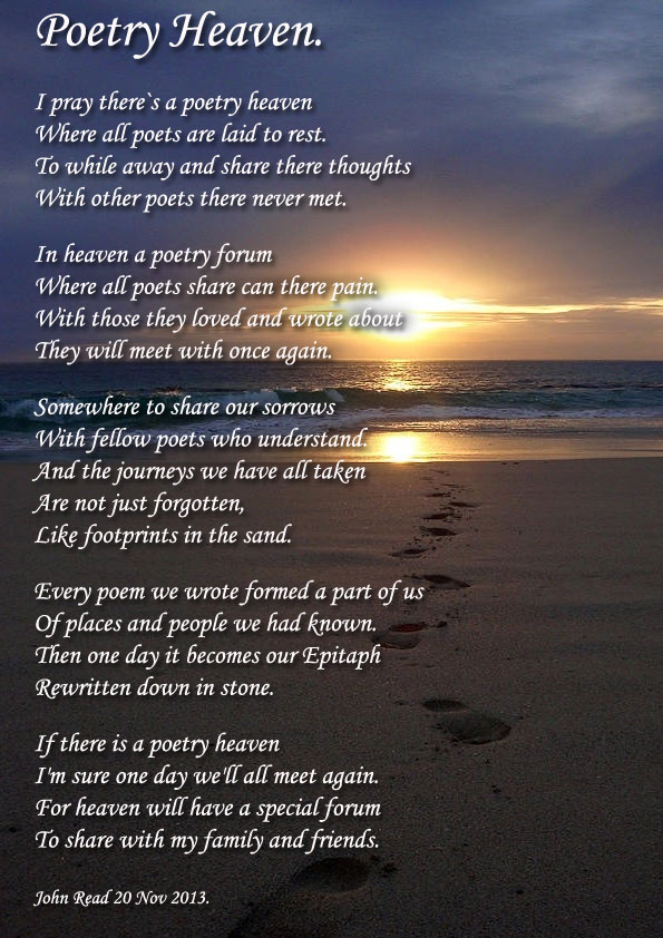 Family Friends Poetry Heaven Poems About Friendship