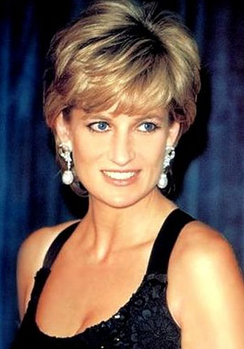 Princess Diana Hairstyle Todays Hair Collection