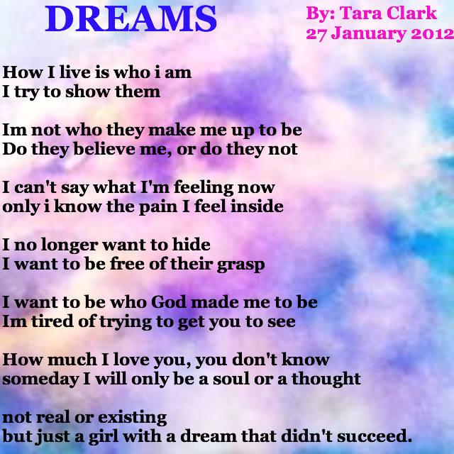meet you in my dreams poem