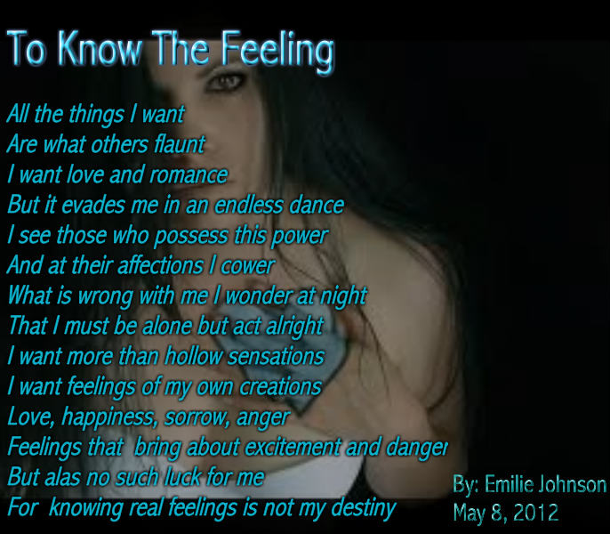 To Know The Feeling - Poems by Teen Poets