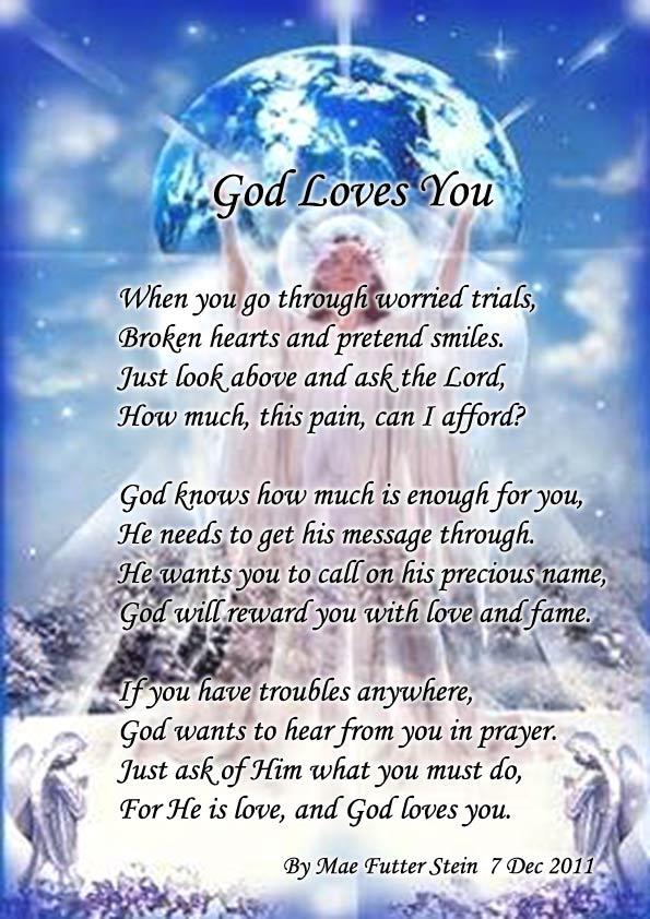 Poems of gods love
