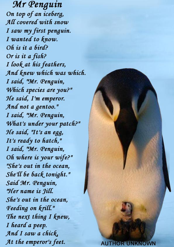 Penguin Poems by unknown or other authors - Nature Poems