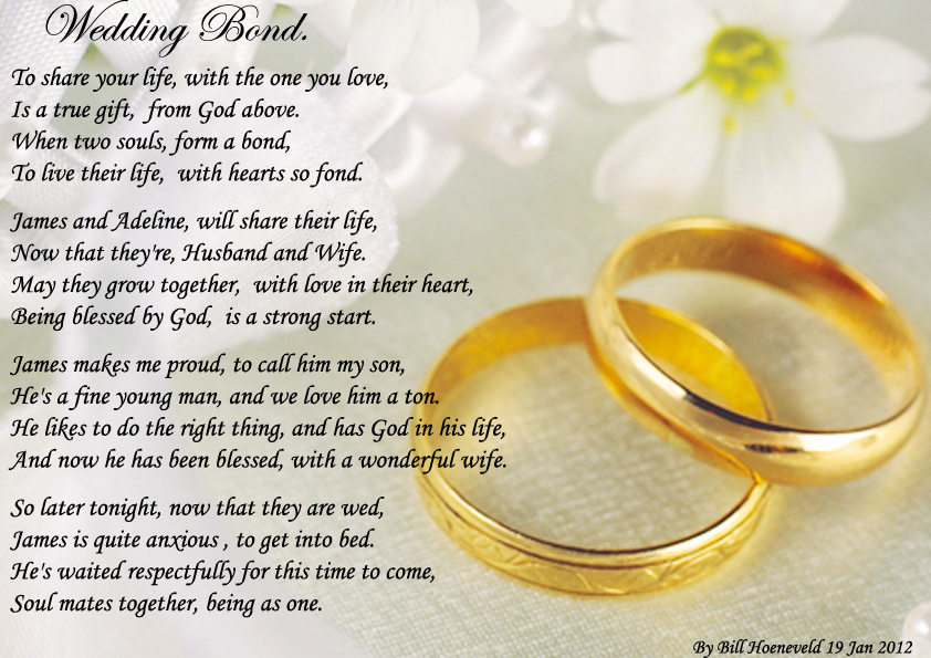Spiritual Poetry On Marriage