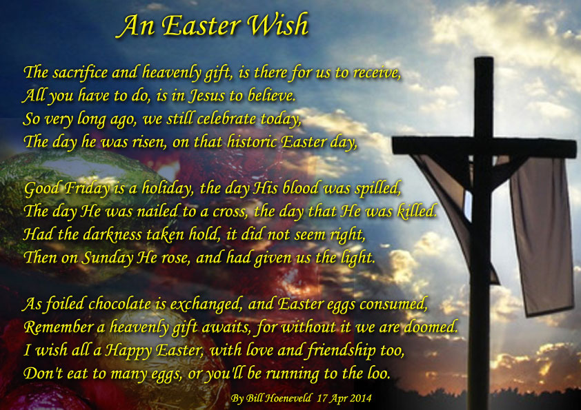 Poems On Good Friday