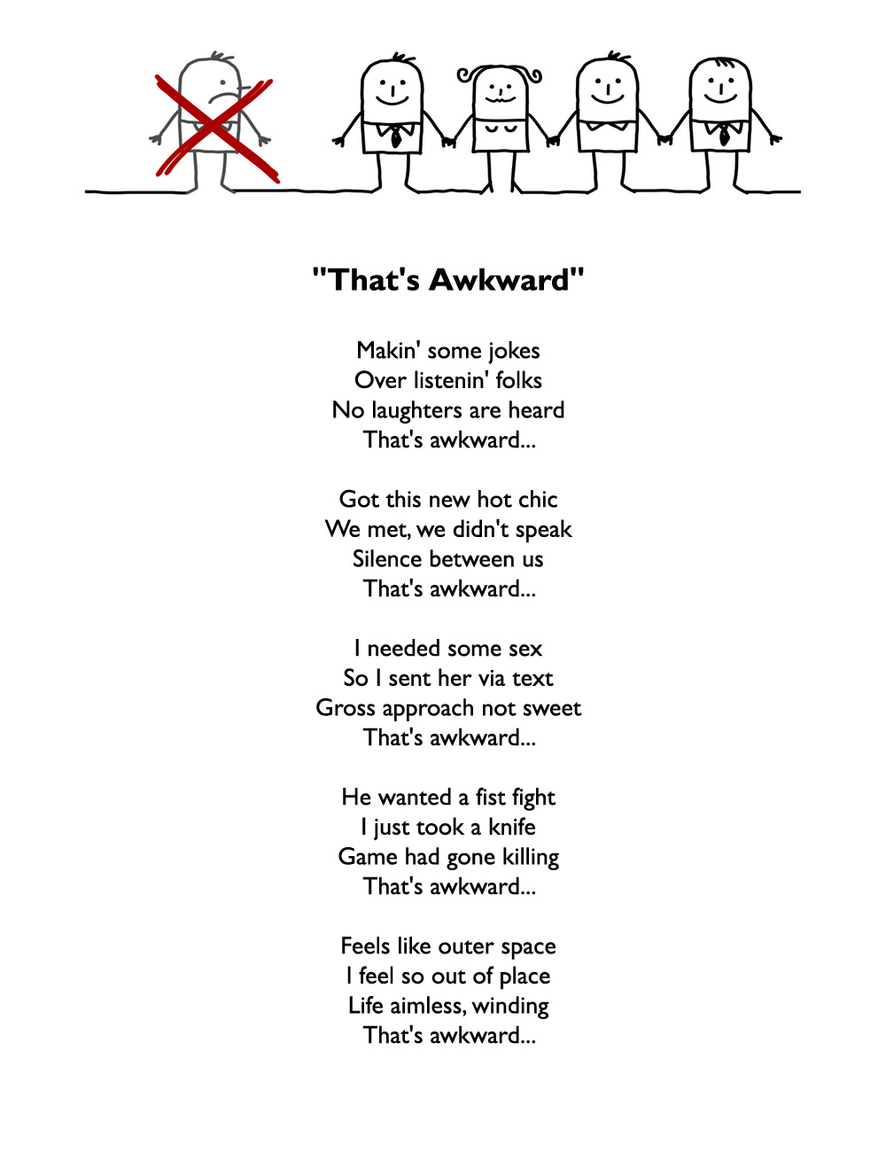Funny Poems For Teenagers Funny Friendship Poems...